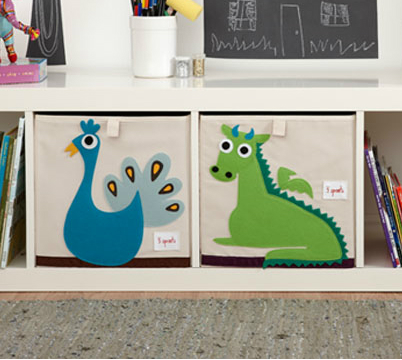 3 Sprouts Storage Boxes